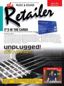 Music & Sound Retailer