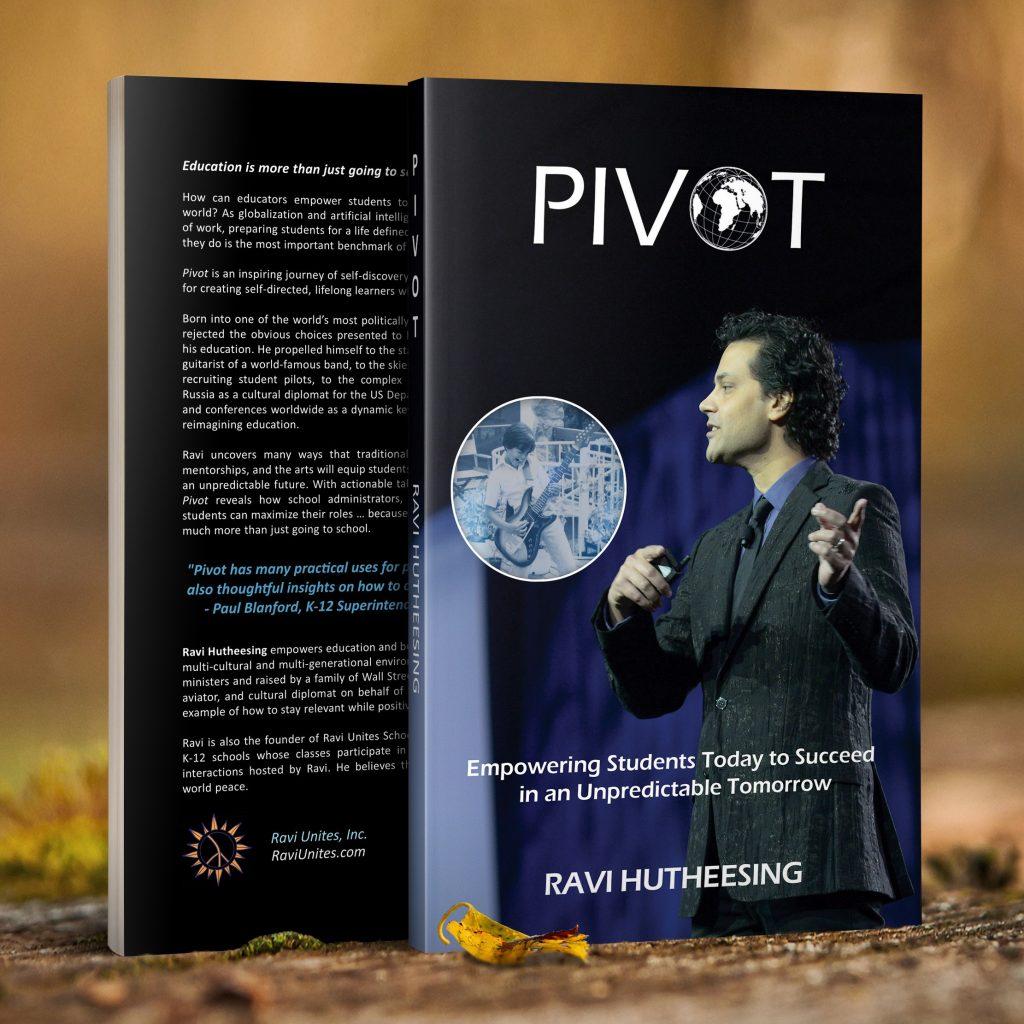 Pivot by Ravi